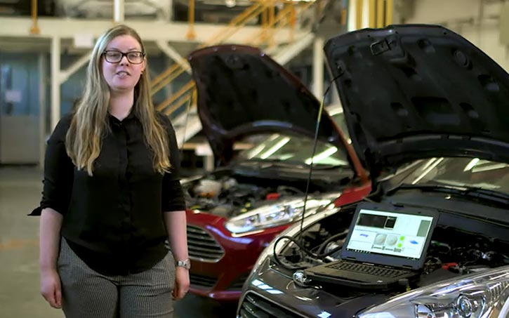 News Ford Apprentice Week | Engineer Here