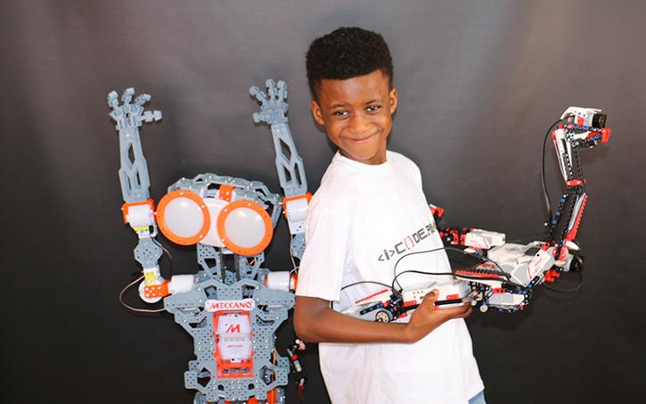 iCodeRobots | Engineer Here